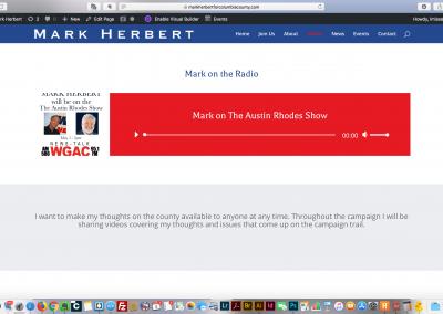 MarkHerbert-radio Ads