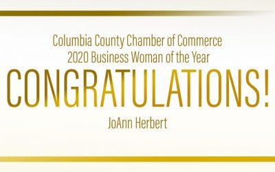 Congratulations to Our Client JoAnn Herbert